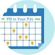 Seesaw PD in Your PJs: Online Professional Development