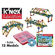 K'NEX Education Introduction to Bridges Classroom Solution