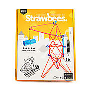 Strawbees 200 Piece Maker Kit by Office Depot & OfficeMax
