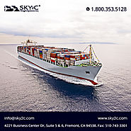 Domestic Freight Service by Ocean
