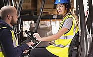 Avail the Enhanced Benefits of Forklift Certification Online