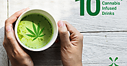 8 Refreshing Cannabis Infused Drinks You Must Try Now!