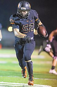 Jon Palmieri, Brendan Cook help Libertyville defense stop Lake Forest - Libertyville Review