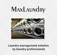 laundry Management Software - laundry Management - MaxLaundry