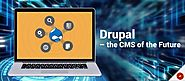 Why Enterprises Choose Drupal for Futuristic Web App Development?