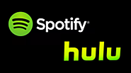 Get Hulu And Spotify Together By Paying A Nominal Price Of $12.99 A Month