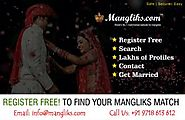 Manglik Matrimony Sites – How To Find The Perfect Soulmate | Matrimonial Blog By Mangliks Matrimonial