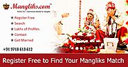 Role of Kundli Matching in Manglik or Non ManglikMatrimony