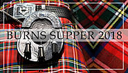 Celebration Supper for Burns Night 2018 - Hours Tv | torial
