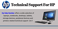 HP Technical Support Number by David Butler