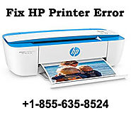 Call +1-855-635-8524 HP Printer Issues and Using Troubleshooting Tips