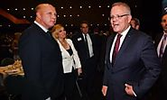 Global funds management giant rejects Scott Morrison's attack on activist investors | Australia news | The Guardian