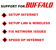 Router Technical Support Forum prides itself on offering best support for your Buffalo Technical Router issues.