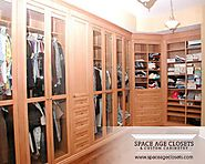 How To Get Organized Using Wardrobe Closets