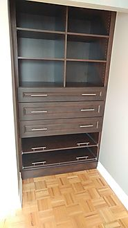 Looking For The Finest Built In Wall Closets & Closet Systems In Toronto