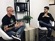 Cannabis Inspired Story By Darren Steven On Live Show