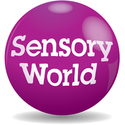 Sensory World and Sensory Rooms Interactive Website by FitzRoy
