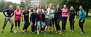Outdoor Boot Camp in The Meadows, Edinburgh