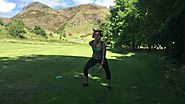 fitandhappy Edinburgh Boot Camp - Home Workout Part A