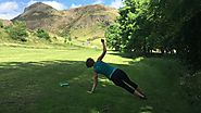 fitandhappy Edinburgh Boot Camp - Home Workout Part B