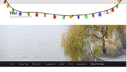 "WordPress › Xmas Lights "" WordPress Plugins"