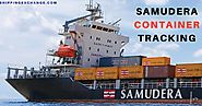 SAMUDERA Tracking - Track and Trace Samudera Container