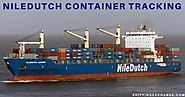 NileDutch Tracking - Track Trace NileDutch Tracking Container