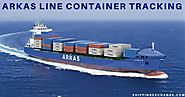 Arkas Tracking - Track & Trace Arkas Line Cargo Shipment by BL Tracking