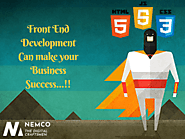 Importance of Front End Development for Business Success