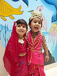 Grab an opportunity to educate your child at Best play school in Mumbai