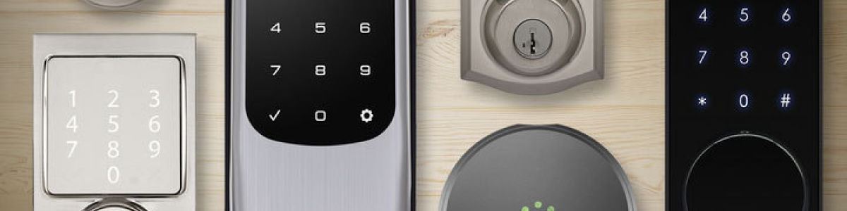Headline for TOP 15 BEST BLUETOOTH ENABLED KEY-LESS SMART LOCK REVIEWS 2019-2020