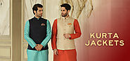 Unique And Stylish Party Wear Kurtas for Men Online at Manyavar