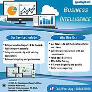 Business Intelligence Services in Bangalore