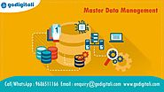 Master data management services in Bangalore