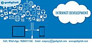 Intranet development services in Bangalore