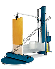 Door Wrapping Machine, Roll Wrapping, Door Wrap Machine Manufacturer