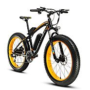 Top 10 Best Electric Mountain Bikes 2018 - Buyer's Guide (January. 2018)