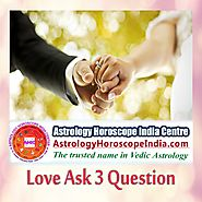 Love Ask 3 Questions