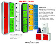 How metal lockers can enormously change the way you store your possessions? – Probe Lockers Ltd