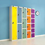 What makes smart lockers useful inspite of lacking the visual appeal?