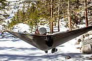 """The 3 W's"" of Surviving Winter in a Hammock 