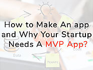 How much does it cost to build MVP Mobile App :: MVP App Development