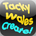 App Store - TackyWales Create Your Own Story