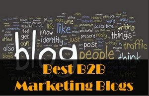 Headline for Top B2B Marketing Blogs