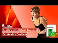 Most Effective Natural Treatment for Acidity Problem