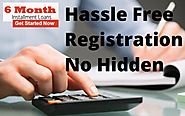 6 Month Installment Loans- Swift And Easy Repayment Payday Installment Loans