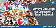 Why Pro Cut Sticker Is A Companion Of Small Business