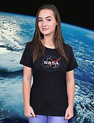 Find High Quality NASA T Shirt For Womens