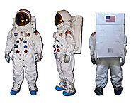 Embrace Your Passion For Space With The Help Of High-Quality Astronaut Suit Replicas