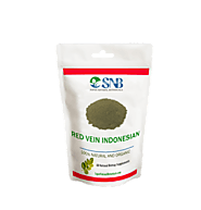 Buy Red Vein Indo Kratom Online - 100% Organic Red Indo at Super Natural Botanicals